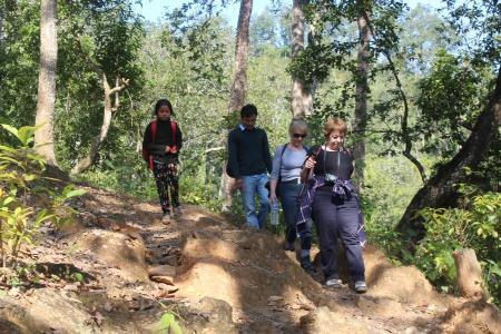 Short Trekking in Nepal