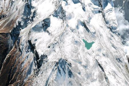 New highest lake found in Manang district (Kajin Sara Lake) - regarded as the highest in the world.
