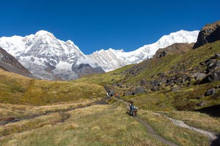 Enjoy Annapurna Base Camp Trekking with travel partner Trekking Mart