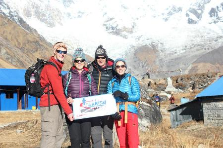 A Guide to Annapurna Base Camp Trekking