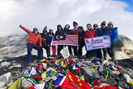 Enjoy the Everest Base Camp Trekking With Trekking Mart