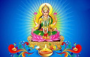 """Tihar """"Festival of Light"""" celebrating in Nepal"""