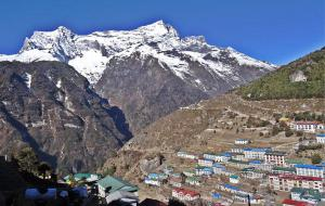 "Nepal's Khumbu region is in Lonely Planet's ""2015's must-visit destinations"""