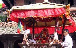 Indra Jatra - The Festival of Rain God