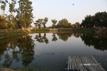 Rani Pokhari Bhaktapur