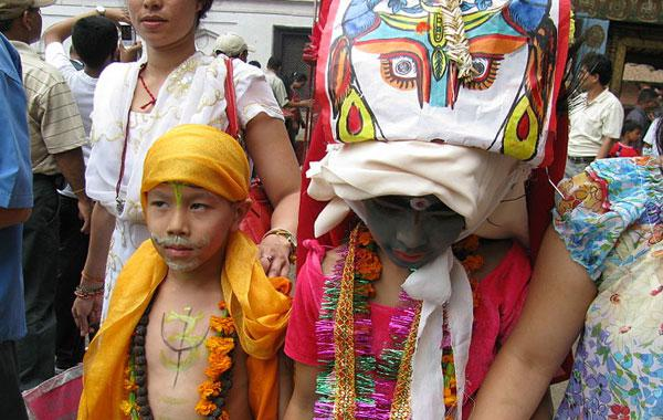 Gai Jatra- festival to lead dead to heaven