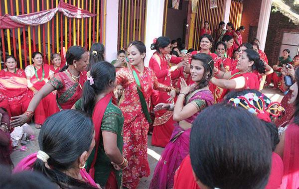Teej -The Festival of Women