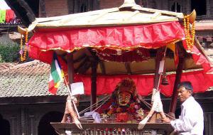 Indra Jatra - The Festival of Rain God