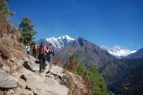 Everest View Trekking-10 Days
