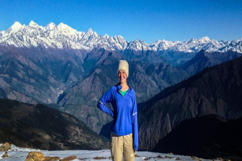 Langtang Valley Trekking-10 Days