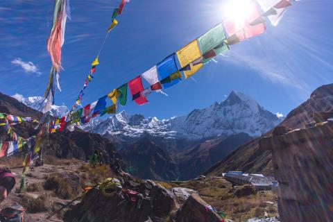 Annapurna Base Camp Trekking-14 Days