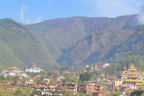 Champa Devi Hiking