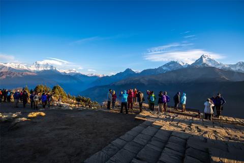 Ghorepani Poon Hill Trekking-8 Days