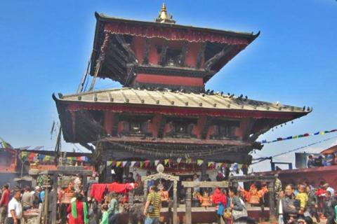 Gorkha Village Tour via Manakamana Temple