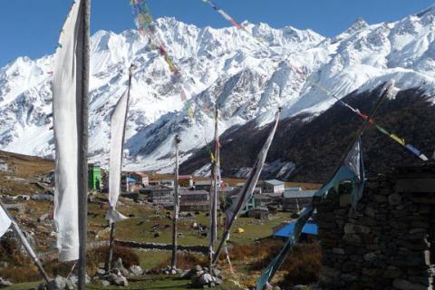 Langtang Valley Trekking-10 Days