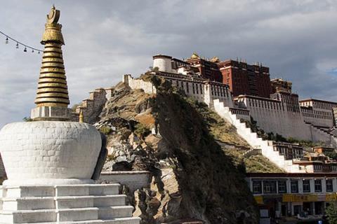 Lhasa Tour- 4 days