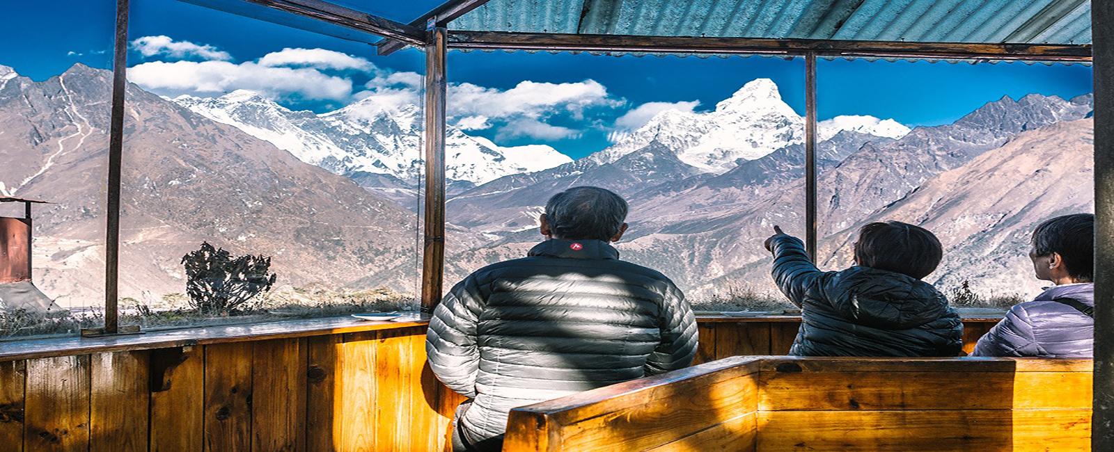 Everest Luxury Trek Visit1
