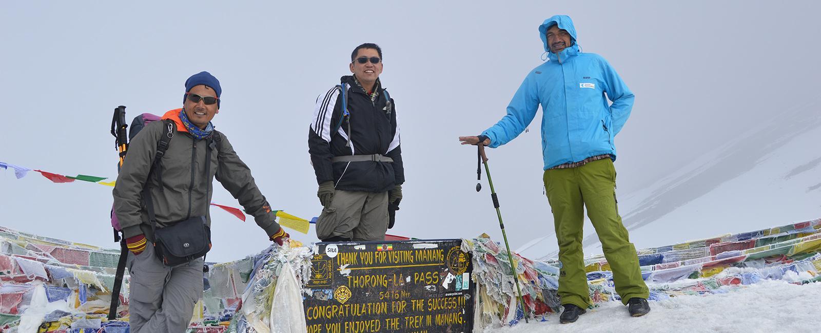 Annapurna Circuit Trekking-21 Days