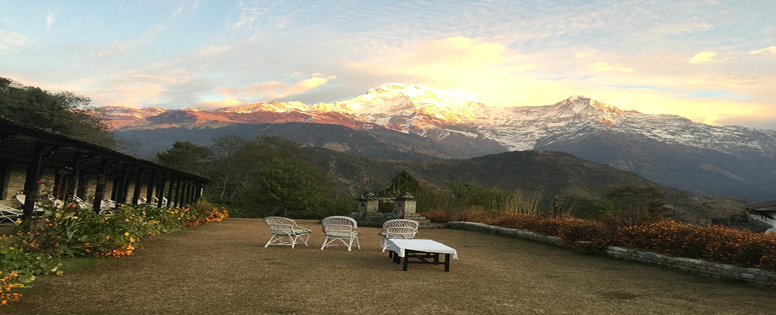 Annapurna View-Himalaya Lodge-Ghandruk