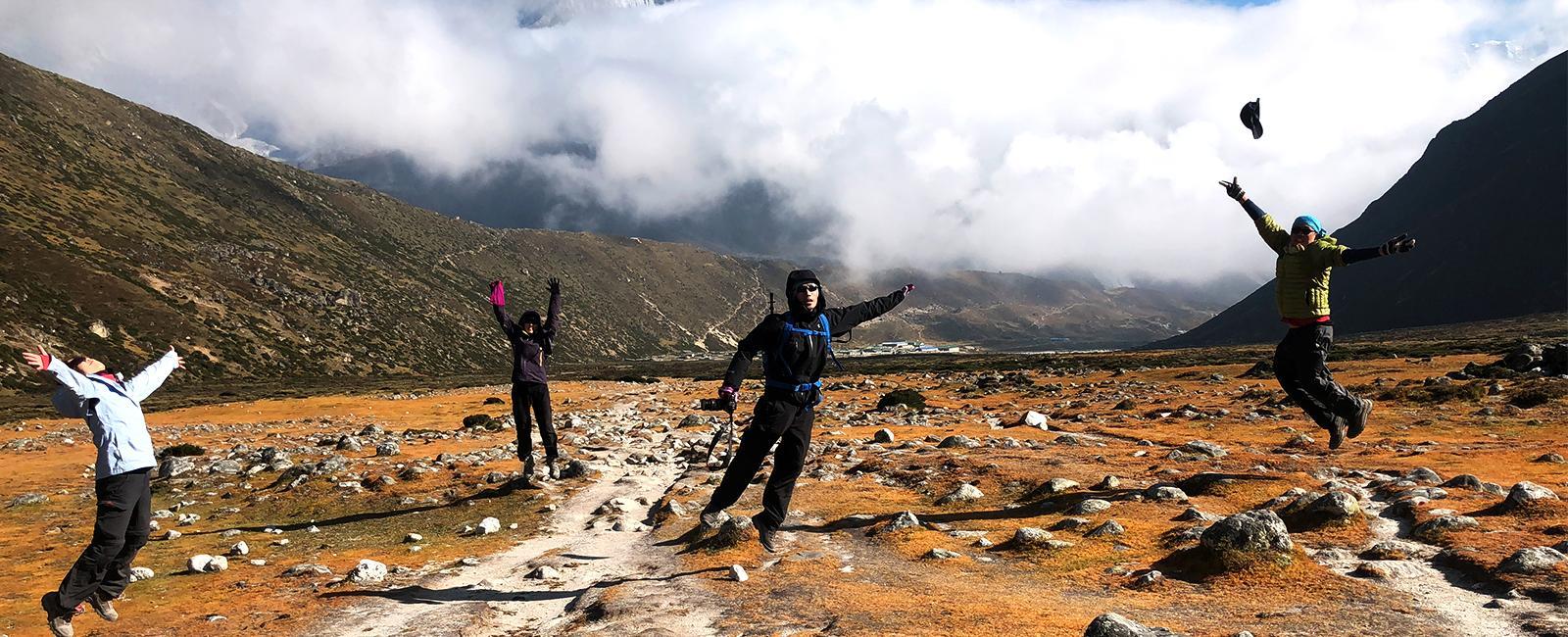 Everest Base Camp Treks