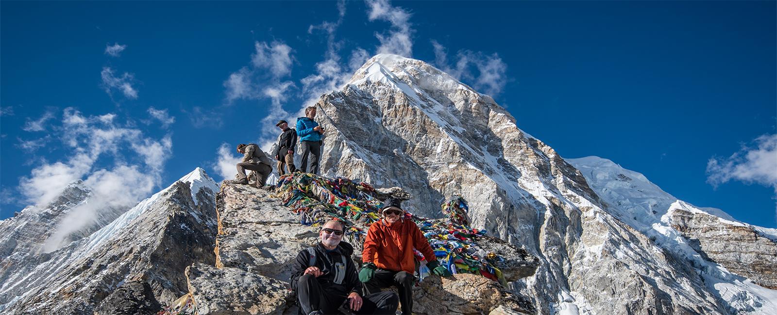 Everest kalapathar treks