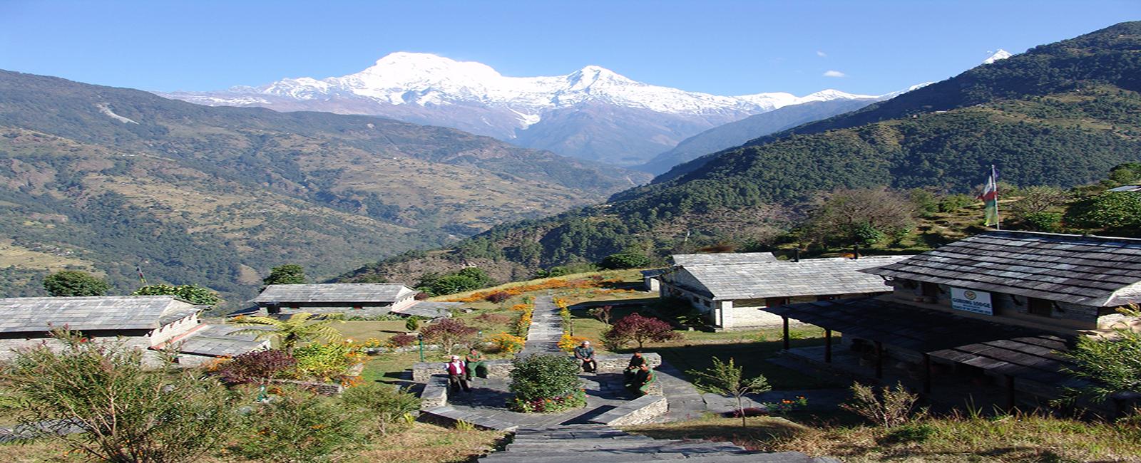 Gurung Lodge-Ghandruk