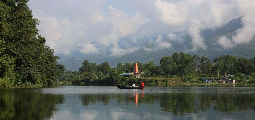 Pokhara- Phewa Lake