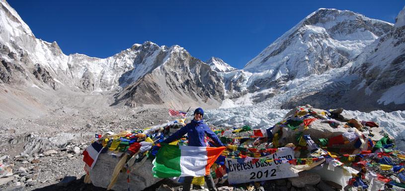 Everest Base Camp (5,364m)