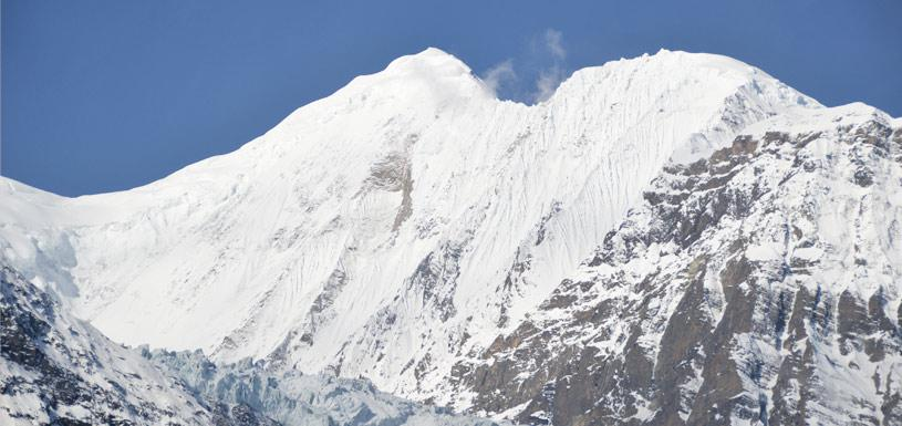 Gangapurna Peak