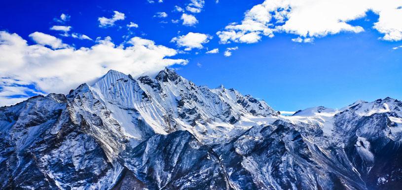 Ganja-La Pass (5,122m)