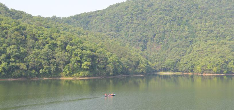 Boating In Phewa Lake