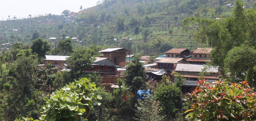 Ghairung Village