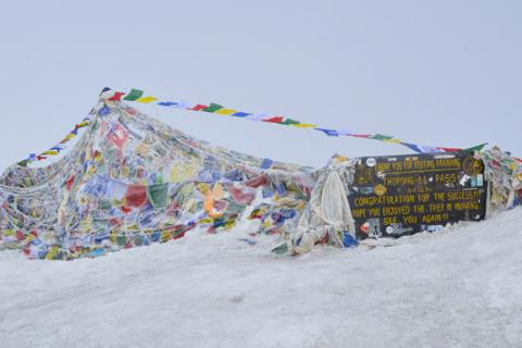 Thorong La Pass Trekking-14 Days