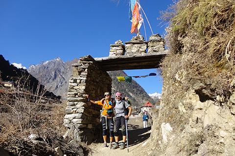 Tsum Valley Trekking-17 days